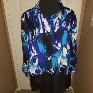 Womens Attention Blouse